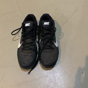 Mens Nike baseball turf shoes